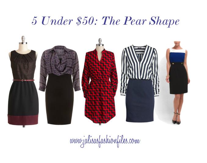 5 Work Dress Under 50 The Pear Shape